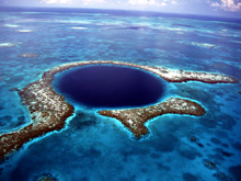 Big Blue Hole - Belize